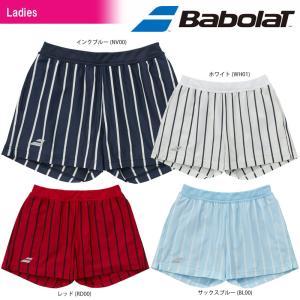 バボラ Babolat テニスウェア レディース SHORT PANTS ショートパンツ BTWLJD00 2018SS[ポスト投函便対応]|kpi