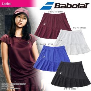 バボラ Babolat テニスウェア レディース SKIRT スカート BTWLJE00 2018SS