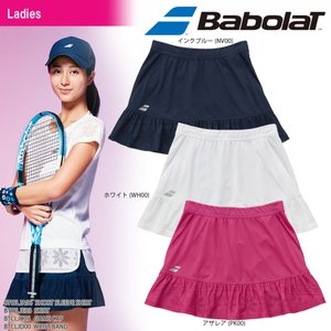 「均一セール」バボラ Babolat テニスウェア レディース SKIRT スカート BTWLJE03 「SS」[ポスト投函便対応] 『即日出荷』|kpi