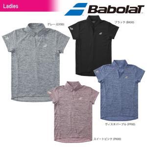バボラ Babolat テニスウェア レディース ショートスリーブシャツ BTWMJA02 2018FW 『即日出荷』[ポスト投函便対応] kpi