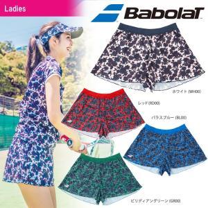 バボラ Babolat テニスウェア レディース ショートパンツ BTWMJD01 2018FW 『即日出荷』[ポスト投函便対応]|kpi