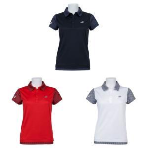 バボラ Babolat テニスウェア レディース 半袖ゲームシャツ SHORT SLEEVE SHIRT BTWOJA09 2019FW [ポスト投函便対応]|kpi