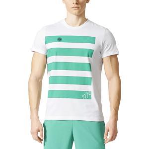adidas(アディダス)[71 RG GRAPHIC 2 BVL09]テニスTシャツ『即日出荷』[...