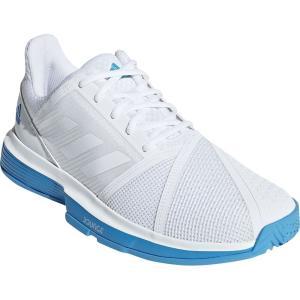 アディダス adidas テニスシューズ メンズ CourtJam Bounce M MC オールコート用 CG6329|kpi