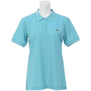 テニスウェア レディース ラコステ LACOSTE POLOS レディースポロシャツ DF003T 2017SS 即日出荷 2017新製品 [ネコポス可]|kpi