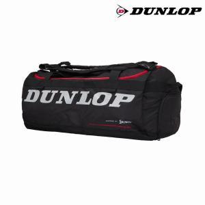 ダンロップ DUNLOP テニスバッグ・ケース  2WAYボストンバッグ ラケット収納可  DPC2982|kpi