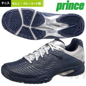 テニスシューズ プリンス TOUR PRO LITE IV AC Prince オムニ・クレーコート用 DPSLC4 (ツアープロライト4CG)