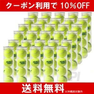 「10%OFFクーポン対象」DUNLOP(ダンロップ)プラクティス1箱(30缶=120球)硬式テニスボール