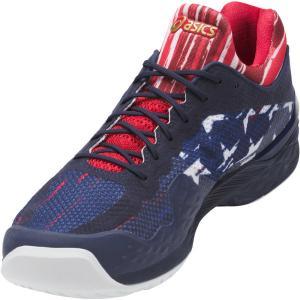アシックス asics テニスシューズ COURT FF L.E. NYC コート E714N-4994 オールコート用「2017新製品」|kpi