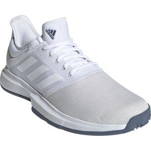 アディダス adidas テニスシューズ メンズ GameCourt M オールコート用 EE3815|kpi