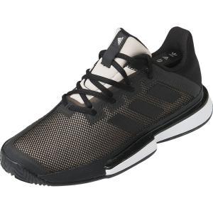 アディダス adidas テニスシューズ レディース SOLEMATCH BOUNCE W オールコート用 EF0570 10月中旬発売予定※予約|kpi