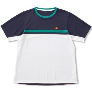 エレッセ Ellesse テニスウェア ゲームシャツ メンズ EM07303 2017FW「2017新製品」|kpi