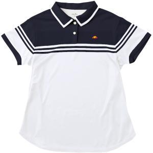 エレッセ Ellesse テニスウェア レディース TEAMポロシャツ ETS0700L 2017SS「2017新製品」|kpi