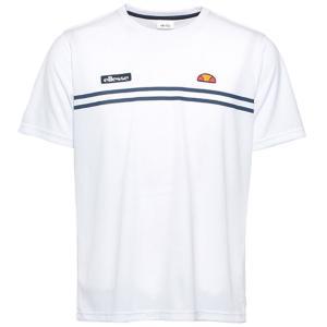 エレッセ Ellesse テニスウェア メンズ プラクティスTシャツ ETS16151|kpi