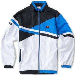 エレッセ Ellesse テニスウェア ユニセックス TEAM ウインドアップジャケット ETS57350-BL 2018SS|kpi