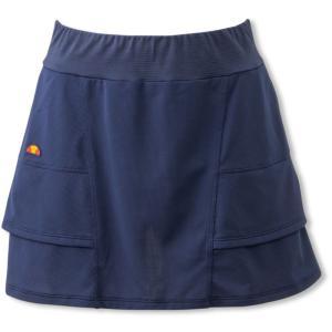 エレッセ Ellesse テニスウェア レディース ツアースカート EW29101 2019SS kpi