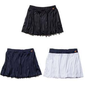 エレッセ Ellesse テニスウェア レディース ベースラインプリーツスカート EW29301 2019FW[ポスト投函便対応]|kpi