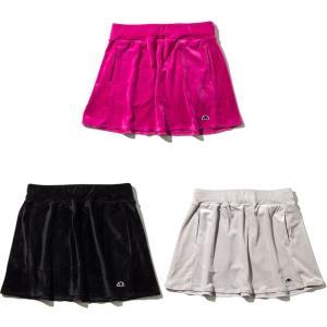 エレッセ Ellesse テニスウェア レディース ハイブリッドベロアスカート EW49303 2019FW 9月下旬発売予定※予約 kpi