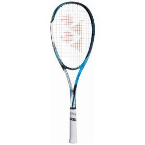 ヨネックス YONEX ソフトテニスラケット F-LASER 5S エフレーザー5S FLR5S-786 ブラストブルー 2019年新色「カスタムフィット対応 オウンネーム可 」 kpi