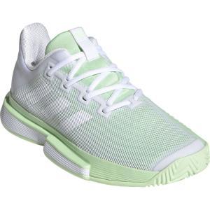 アディダス adidas テニスシューズ レディース SoleMatch Bounce W オールコート用 G26790|kpi