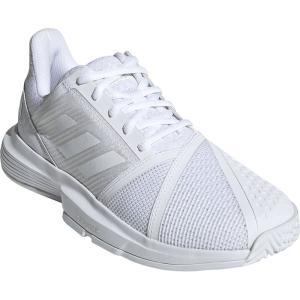 アディダス adidas テニスシューズ レディース CourtJam Bounce W オールコート用 G26833|kpi