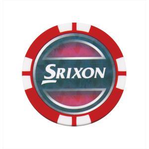 ダンロップ DUNLOP スリクソン SRIXON ゴルフアクセサリー  チップマーカー&クリップ  GGF-16109|kpi