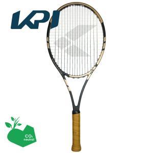 「スポーツタオルプレゼント」KPI ケイピーアイ 「K classic-Black / Gold 」硬式テニスラケット KPIオリジナル商品|kpi