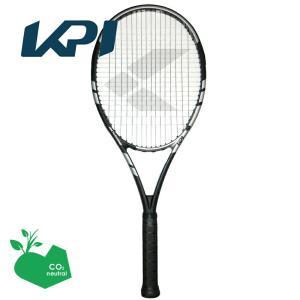 「スポーツタオルプレゼント」KPI ケイピーアイ 「K pro 295-Black /silver」硬式テニスラケット KPIオリジナル商品|kpi