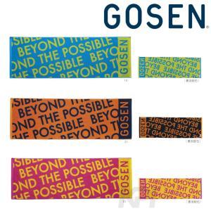 ゴーセン GOSEN テニスアクセサリー スポーツタオル K1603|kpi