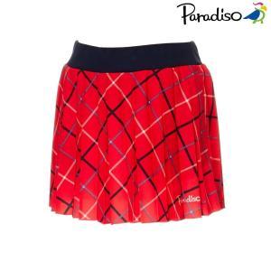 パラディーゾ PARADISO テニスウェア レディース スコート KCL01L 2018FW[ポスト投函便対応]|kpi