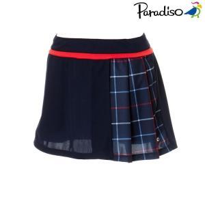 パラディーゾ PARADISO テニスウェア レディース スコート KCL02L 2018FW[ポスト投函便対応]|kpi