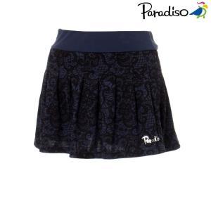 パラディーゾ PARADISO テニスウェア レディース スコート KCL03L 2018FW[ポスト投函便対応]|kpi