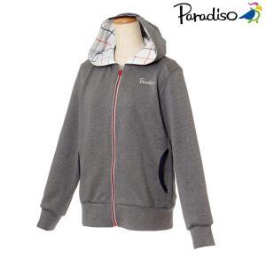 パラディーゾ PARADISO テニスウェア レディース ジャケット KCL11M 2018FW|kpi