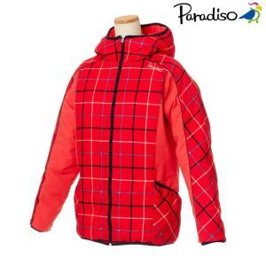 パラディーゾ PARADISO テニスウェア レディース ブルゾン KCL13D 2018FW|kpi