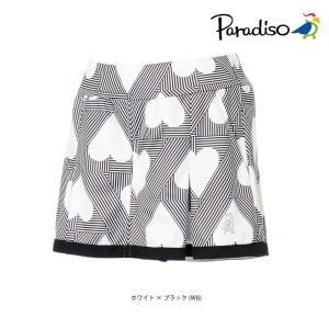 パラディーゾ PARADISO テニスウェア レディース ショートパンツ KCL75S 2018FW[ポスト投函便対応]|kpi