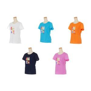 パラディーゾ PARADISO テニスウェア レディース 半袖シャツ NCL26A 2019SS[ポスト投函便対応]|kpi