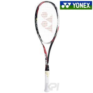 「新デザイン」「2017新製品」YONEX ヨネックス 「NEXIGA 90S ネクシーガ90S ジャパンレッド NXG90S-364」ソフトテニスラケット|kpi