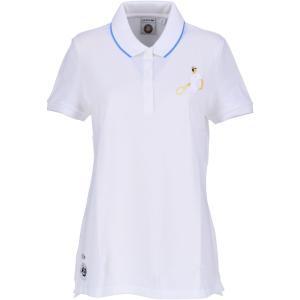 テニスウェア レディース ラコステ LACOSTE POLOS ポロシャツ PF5068-GA7 2017SS 即日出荷 2017新製品|kpi