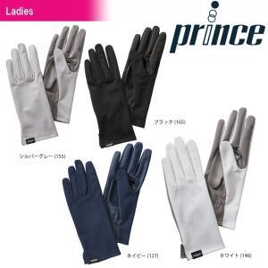 プリンス Prince テニス手袋・グローブ レディース ロング穴開きグローブ PG961[ポスト投函便対応]|kpi