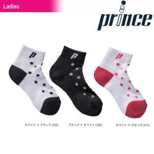 プリンス Prince テニスウェア レディース ショートソックス PS364 2019SS[ポスト投函便対応]|kpi