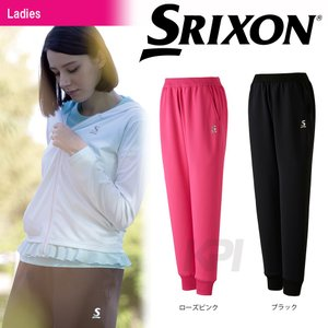 SRIXON スリクソン 「WOMEN'S TOUR LINE レディース フリースパンツ SDF-5781W」テニスウェア「SS」 『即日出荷』 kpi