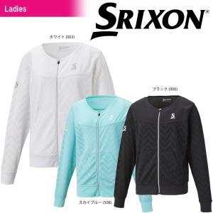スリクソン SRIXON テニスウェア レディース メッシュジャケット SDF-5821W 2018SS 『即日出荷』 kpi