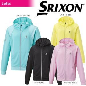スリクソン SRIXON テニスウェア レディース メッシュジャケット SDF-5824W 2018SS 『即日出荷』 kpi
