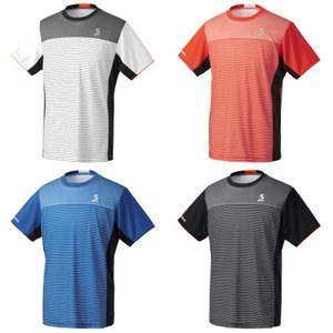 スリクソン SRIXON テニスウェア ユニセックス ゲームシャツ SDP-1903 2019SS[ポスト投函便対応] 『即日出荷』 kpi