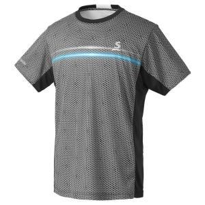 スリクソン SRIXON テニスウェア ユニセックス ゲームシャツ SDP-1905 2019SS[ポスト投函便対応] 『即日出荷』 kpi