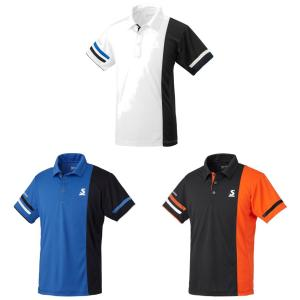 スリクソン SRIXON テニスウェア ユニセックス ポロシャツ SDP-1907 2019SS[ポスト投函便対応] kpi