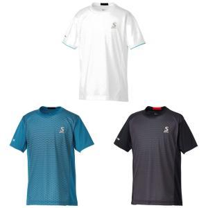 スリクソン SRIXON テニスウェア ジュニア ゲームシャツ SDP-1942J 2019FW [ポスト投函便対応] kpi