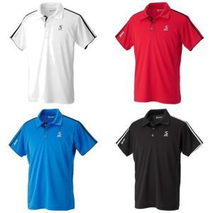 スリクソン SRIXON テニスウェア ユニセックス ポロシャツ SDP-1945 2019FW  [ポスト投函便対応] kpi