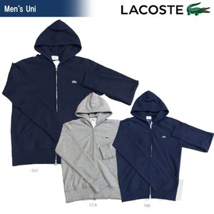 『即日出荷』 LACOSTE ラコステ 「MEN メンズ ベーシックスウェットシャツ SH111E」テニスウェア「2016SS」|kpi