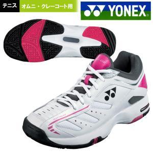 YONEX ヨネックス 「POWER CUSHION 102 パワークッション 102 SHT-102」オムニ・クレーコート用テニスシューズ『即日出荷』